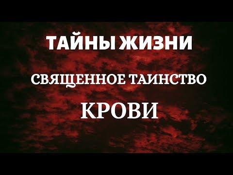Тайны жизни. Священное таинство крови. Голубая кровь.
