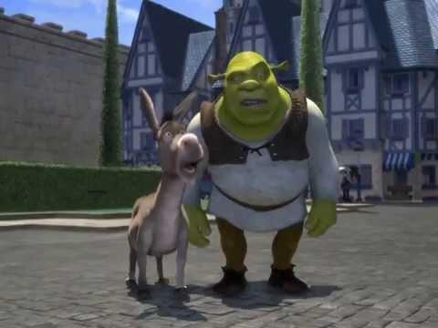 Ding Dong Song- Gunther (Shrek AMV)