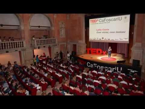 """TedxCaFoscariU - Da """"Passaporto per il futuro"""" a """"Breaking Ideas"""""""