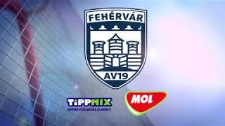 Fehérvár AV19 - Dornbirn Bulldogs 5-4 (b.u.), Összefoglaló