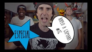 PORTA | Dragon ball rap 1.5 | Rapeo a cámara #16