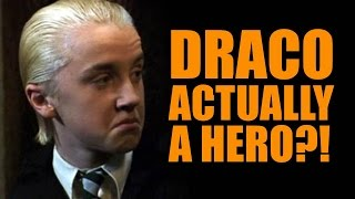Is Draco Malfoy the Hero of Chamber of Secrets?!  -  Harry Potter Fan Theory