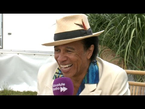 Kid Creole interview - Cornbury Festival 2014