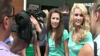 Сторонницы Груздева вышли на улицы Тулы 11 августа 2011.avi
