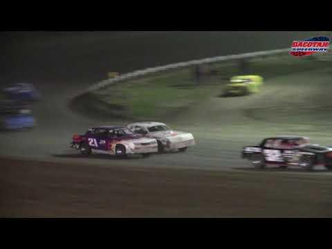 Dacotah Speedway WISSOTA Street Stock A-Main (9/28/18)