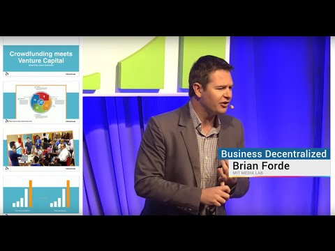Business Decentralized | Brian Forde | Exponential Finance