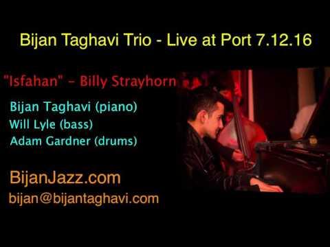 Bijan Taghavi Trio- Isfahan