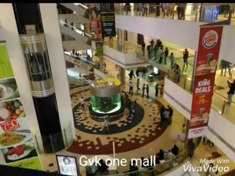 Top 5 shopping malls hyderabad