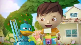 Zack and Quack Episode 1   Super Popper   Pop A Saurus Rex