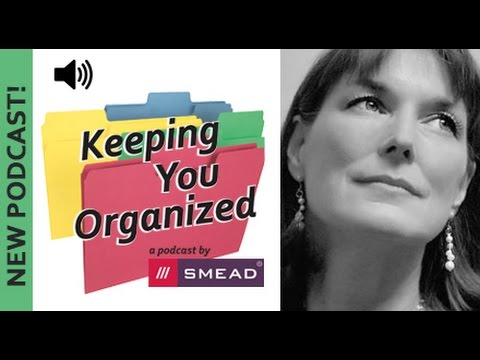 Organizing And Running A Successful Home-Based Business- KeepingYou Organized Podcast 046