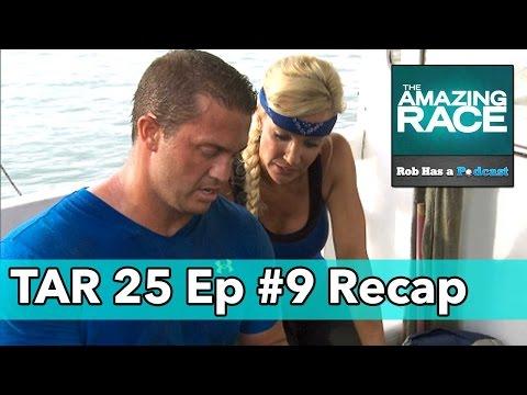 The Amazing Race Season 25 Episode 9 Recap | November 28, 2014