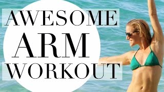 AWESOME ARM WORKOUT | TRACY CAMPOLI | BEST ARM WORKOUT FOR WOMEN