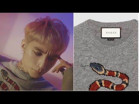 Sơn Tùng Bị Nghi Diện áo Gucci Fake Trong MV Mới