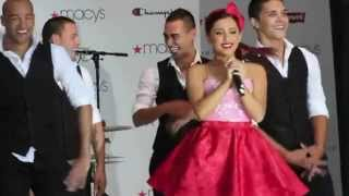 Only Girl in The World and Born This Way mash up live NYC -Ariana Grande