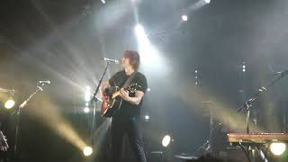Dean Lewis Chemicals Live At The Sydney Metro Theatre (13/12/18)