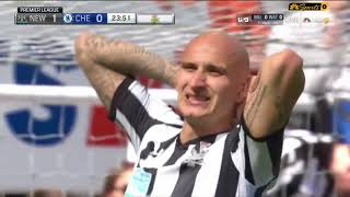 Newcastle 3-0 Chelsea highlights + goals