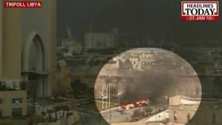 Libya: Gunmen attack Corinthia Hotel in Tripoli