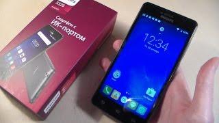 мобильный телефон Philips S326 обзор