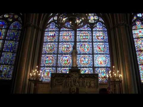 Cathédrale Notre-Dame de Paris - Inside, Outside and Roof - HD with William Chiu in 2009
