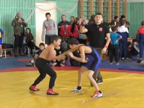 Турнир по Греко -римской борьбе  с.Катанов
