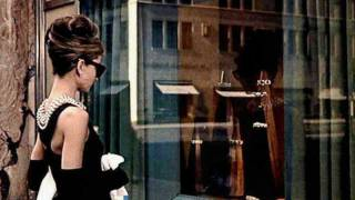 Moon  River - Breakfast at Tiffanys - Desayuno con Diamantes