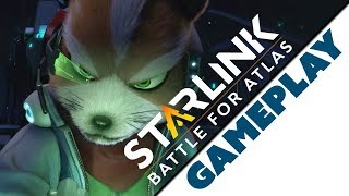 Starlink: Battle For Atlas Gets In The Barrel Roll Business! Hands-On with Star Fox's Arwing