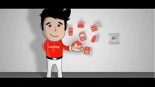 Leuchter CLOUD - Virtuelle IT für reale Unternehmen
