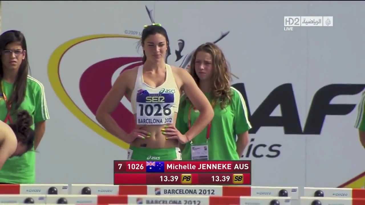 австралийская бегунья мишель фото