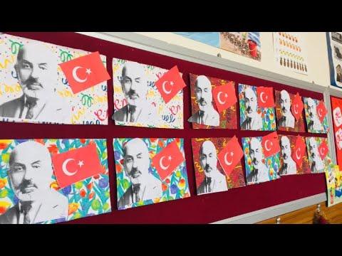 12 Mart İstiklal Marşının Kabulü Mehmet Akif Ersoy Sanat Etkinliğimiz