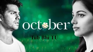 Tab bhi tu mere sang rehna song lyrics download  October  tub bhi tu video song Rahat Fateh Ali Khan