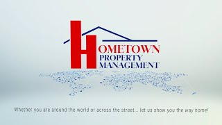 Welcome to Hometown Property Management