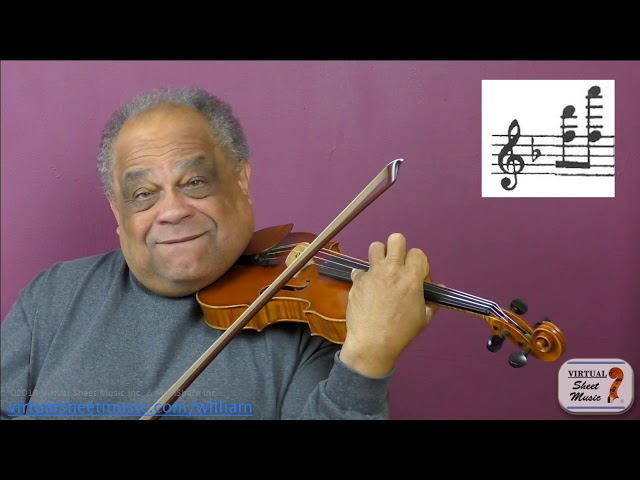 Six steps involved in Problem Solving - Violin Lesson