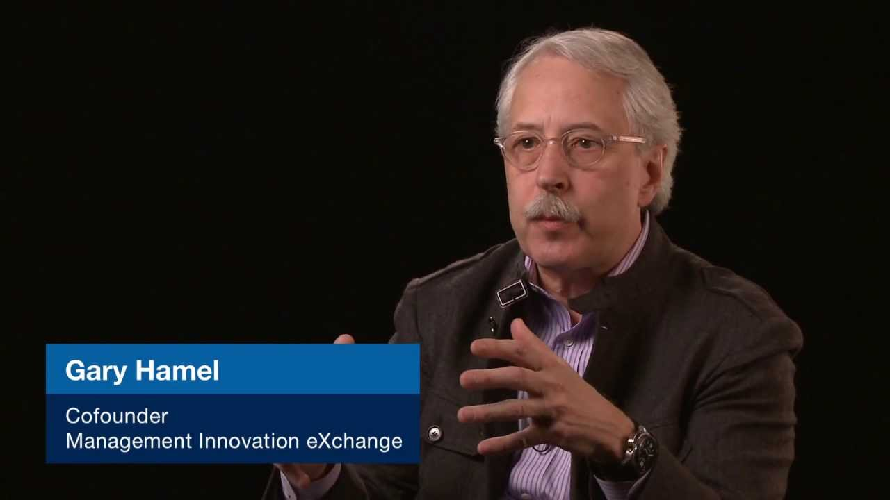 A conversation with Gary Hamel: Syndicating the work of leadership ...