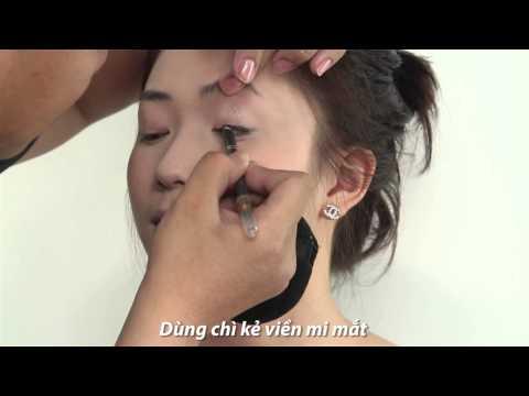 Cùng Trâm Anh học style make up của Song Hye Kyo trong _Gió đông_ _ Kênh14.vn