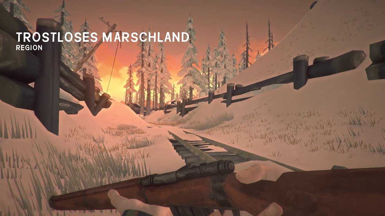 The Long Dark Karte Kustenstrasse.The Long Dark 072 Auf Zur Schmiede
