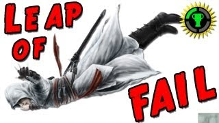 Repeat youtube video Game Theory: Surviving the Assassin's Creed Leap of Faith