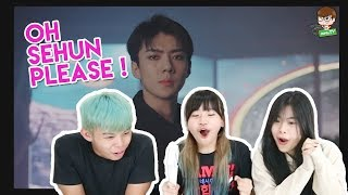 EXO 'Electric Kiss' -Short Ver.- MV Reaction [ASIK BANGET BEATNYAA!]