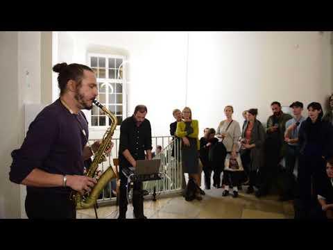 Soundperformance von Benjamin Tomasi & Samuel Schaab & Markus Krispel