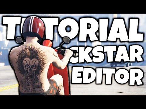 Come creare scenette epiche con il Rockstar Editor | Tutorial [Sony Vegas]
