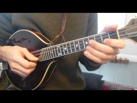 St. Anne's Reel (With Tabs) - Mandolin Lesson