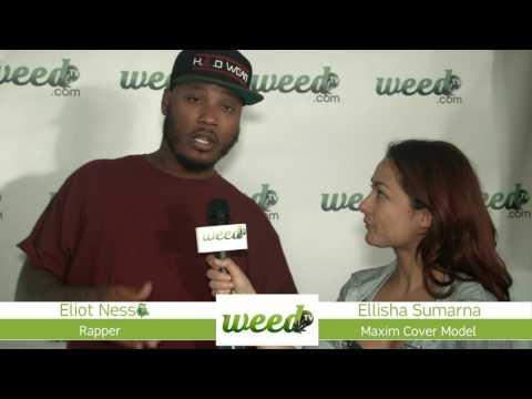 WeedTV.com Exclusive Interview With Hip Hop Artist Eliot Ness