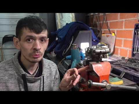 Самостоятельный ремонт ГУР / перебираем ГУР аккорд 7