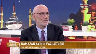 Burası Haftasonu - 27 Mayıs 2017 (Arif Arslan)