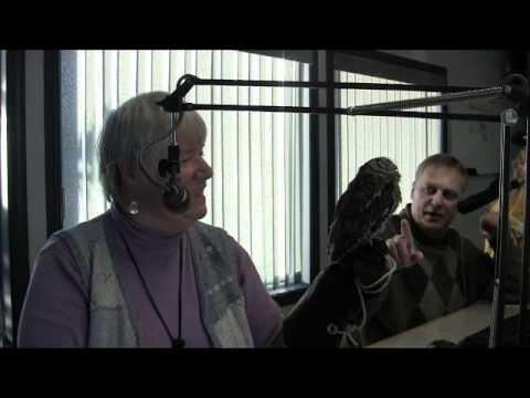 97.3 FM Eagle Radio Station Visit