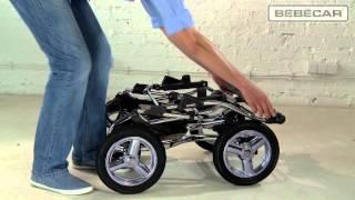 Обзор коляски для новорожденных Bebecar Stylo AT