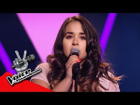 Celina - 'Battlefield'   Blind Auditions   The Voice Van Vlaanderen   VTM thumbnail