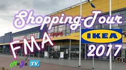 🐝 FMA: IKEA HAUL 2017 - MEGA Sommer Shopping Tour in Leipzig | MaJa-TV #82