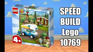LEGO Toy Story 4 - 10769 RV Vacation - Speed Build