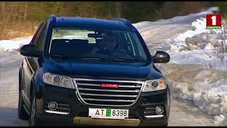 Тест-драйв Haval 6 дизель.  Коробка передач