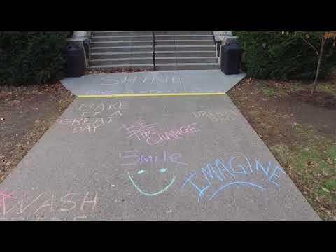 Chalk Talk at the Washington Community School District